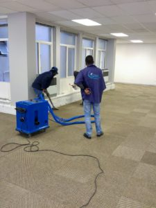 office carpet deep cleaning